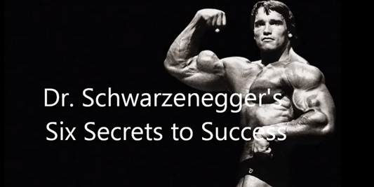 arnolds six secrets of success